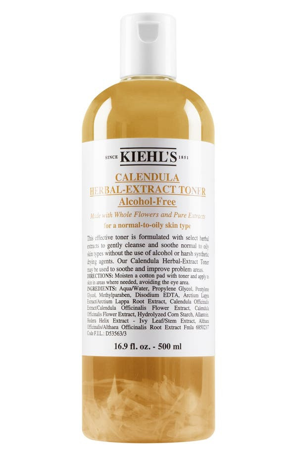 Alternate Image 3  - Kiehl's Since 1851 Calendula Herbal Extract Alcohol Free Toner