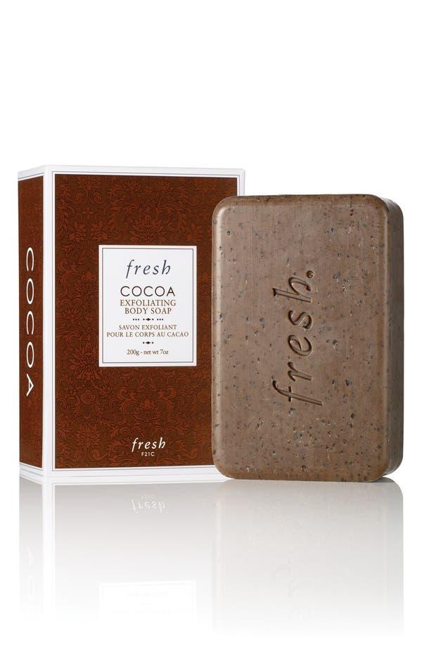 Seaberry Exfoliating Soap,                         Main,                         color, Cocoa