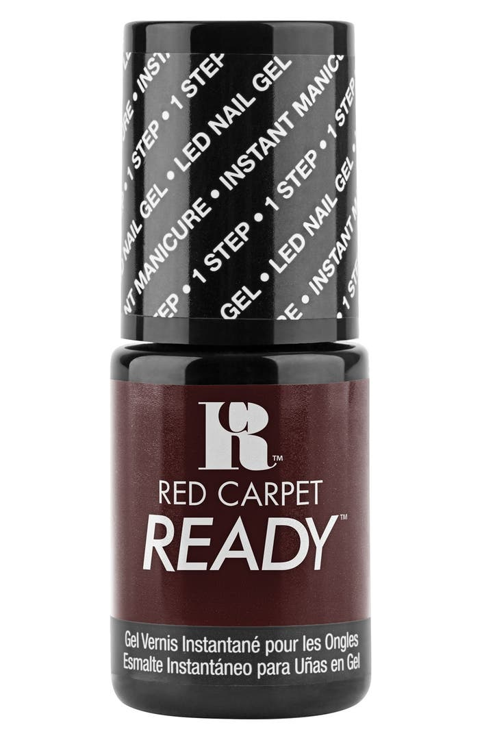 Red Carpet Manicure Red Carpet Ready Led Nail Gel Polish