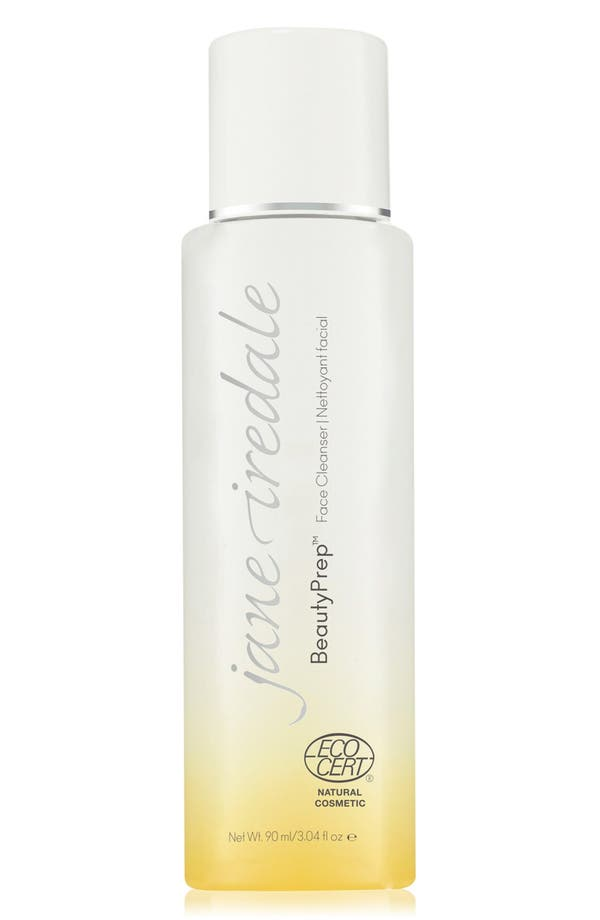 Alternate Image 1 Selected - jane iredale BeautyPrep Face Cleanser