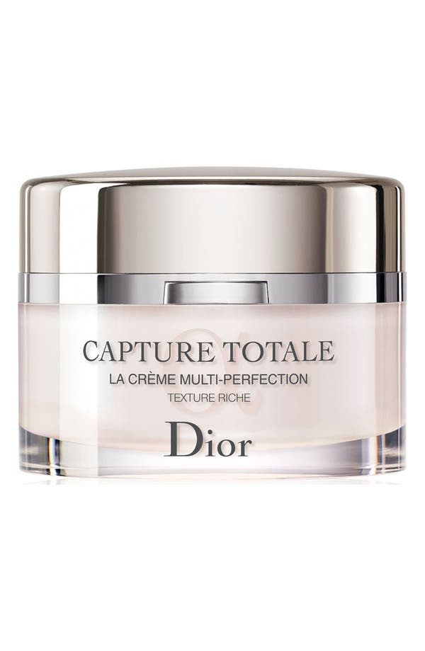 Main Image - Dior 'Capture Totale - Rich Texture' Multi-Perfection Creme