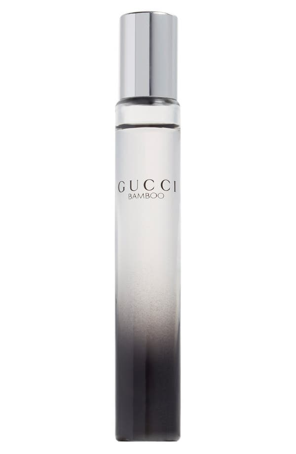 Alternate Image 1 Selected - Gucci Bamboo Rollerball