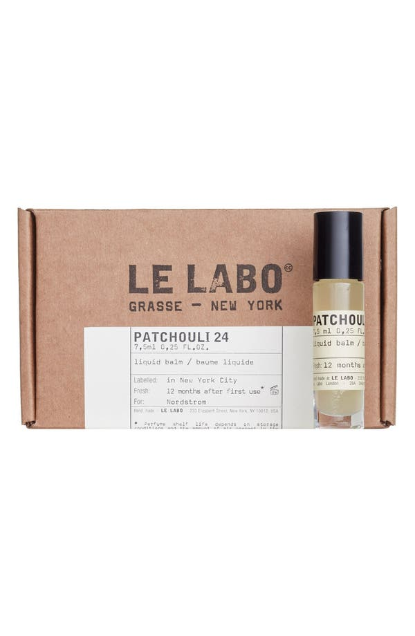 'Patchouli 24' Liquid Balm,                             Alternate thumbnail 2, color,                             No Color
