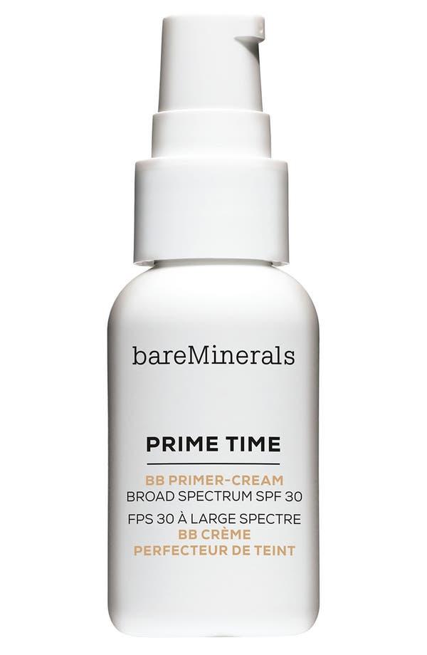 Prime Time BB Primer-Cream Broad Spectrum SPF 30,                             Main thumbnail 1, color,                             Tan