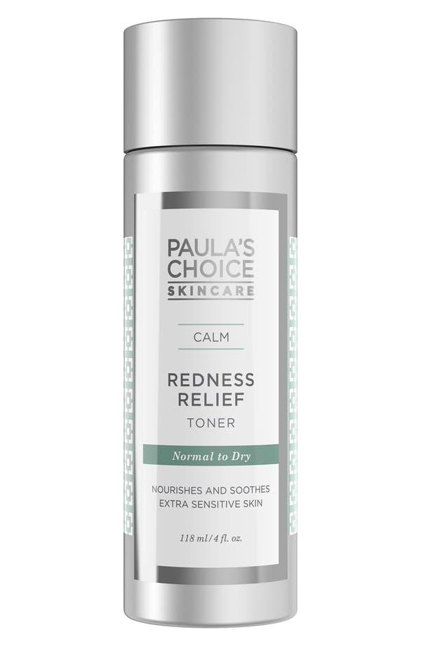 Main Image - Paula's Choice Calm Redness Relief Toner