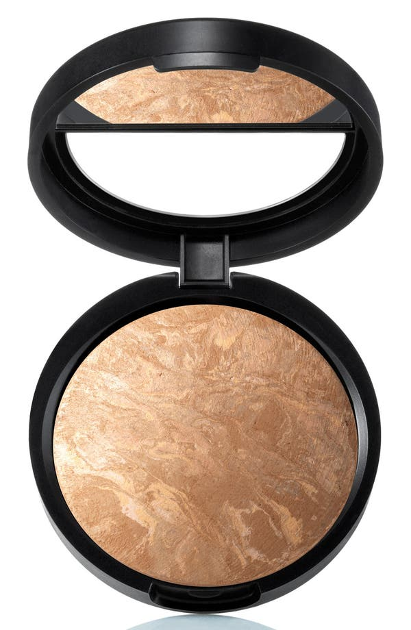 'Balance-n-Brighten' Baked Color Correcting Foundation,                         Main,                         color, Sand