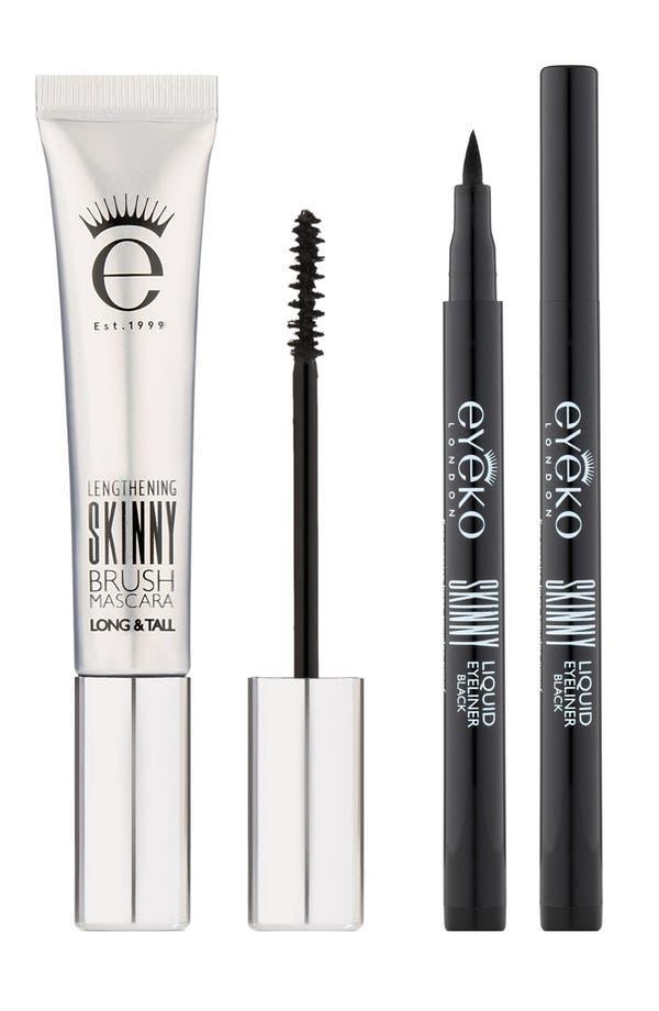 'Skinny' Mascara & Eyeliner Duo,                             Main thumbnail 1, color,                             No Color