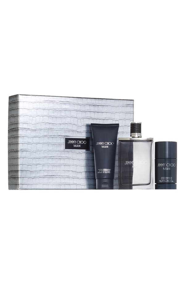 Alternate Image 1 Selected - Jimmy Choo MAN Set ($165 Value)