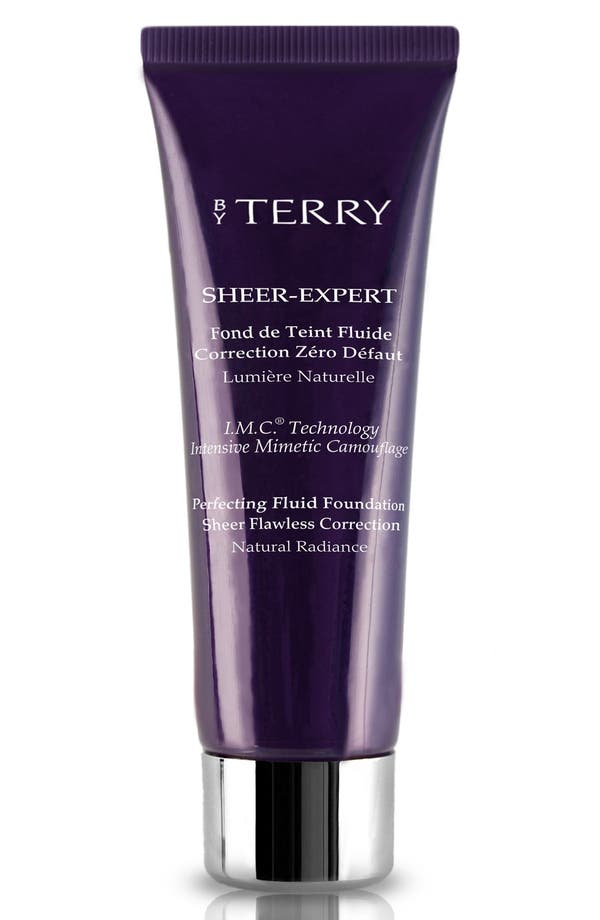 SPACE.NK.apothecary By Terry Sheer Expert Perfecting Fluid Foundation,                             Main thumbnail 1, color,
