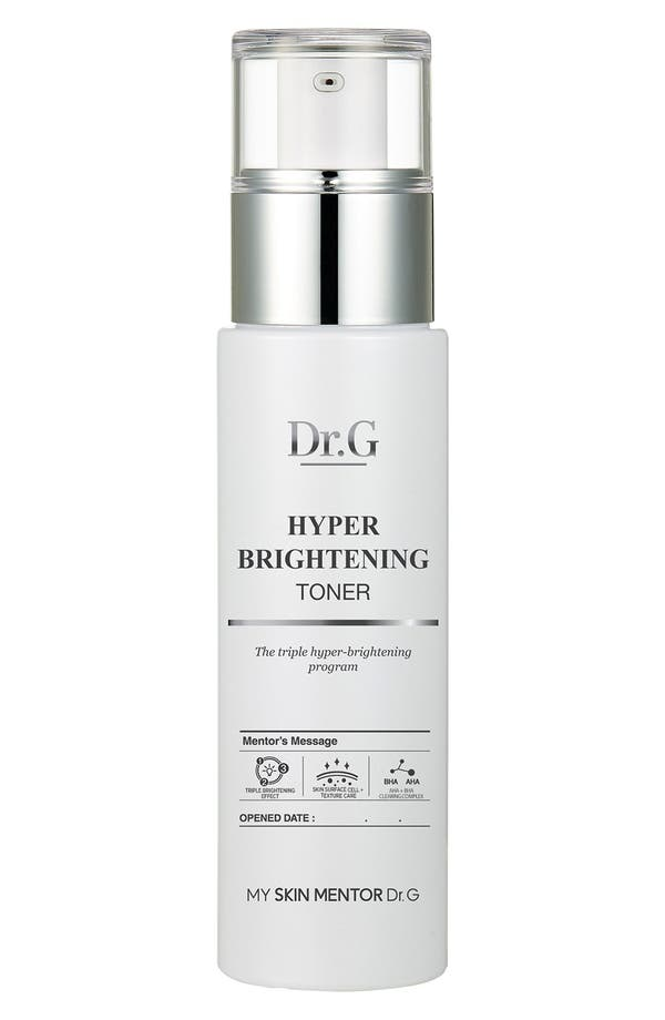 Alternate Image 1 Selected - My Skin Mentor Dr. G Beauty Hyper Brightening Toner (Nordstrom Exclusive)