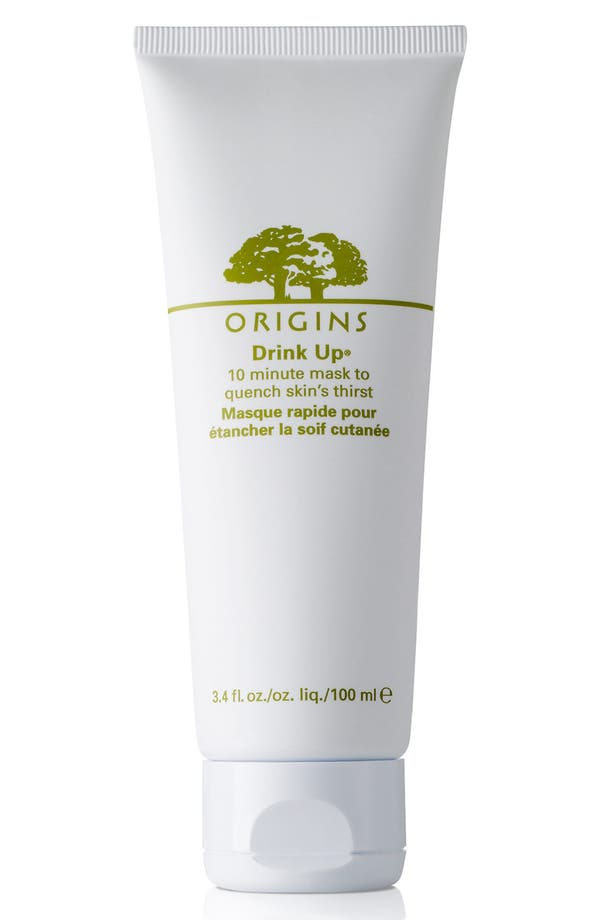 Main Image - Origins Drink Up® 10 Minute Mask to Quench Skin's Thirst