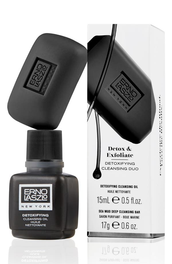 Alternate Image 1 Selected - Erno Laszlo 'Detoxifying' Cleansing Duo