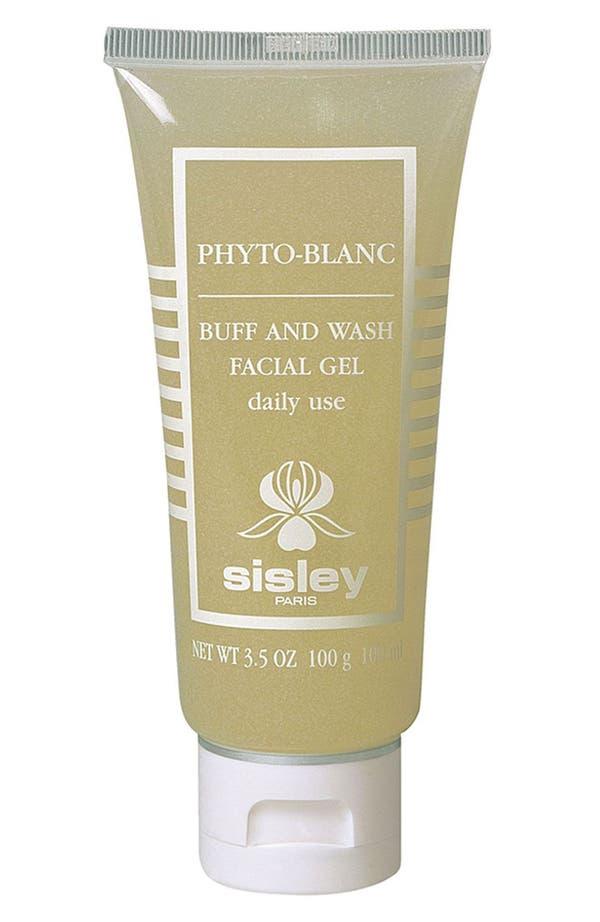 Alternate Image 1 Selected - Sisley Paris Phyto-Blanc Buff and Wash Facial Gel