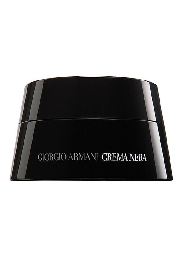 Alternate Image 1 Selected - Giorgio Armani Crema Nera 'Obsidian' Mineral Regenerating Cream