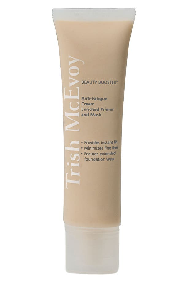 Main Image - Trish McEvoy 'Beauty Booster®' Cream Anti-Fatigue Moisturizer, Enriched Primer & Mask