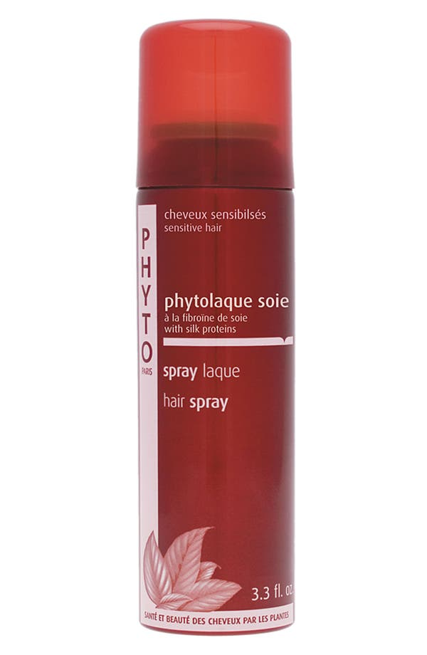 Alternate Image 2  - PHYTO Phytolaque Soie Light Hold Hair Spray