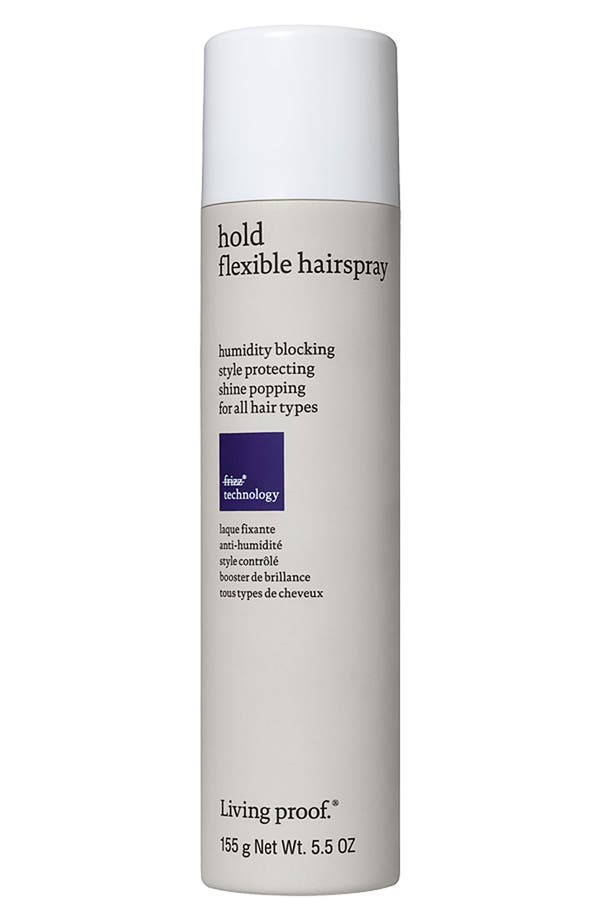 Alternate Image 1 Selected - Living proof® 'Hold' Humidity Blocking Flexible Hairspray for All Hair Types