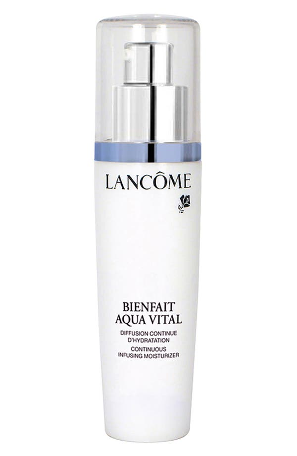 Alternate Image 1 Selected - Lancôme Bienfait Aqua Vital Continuous Infusing Moisturizer Lotion