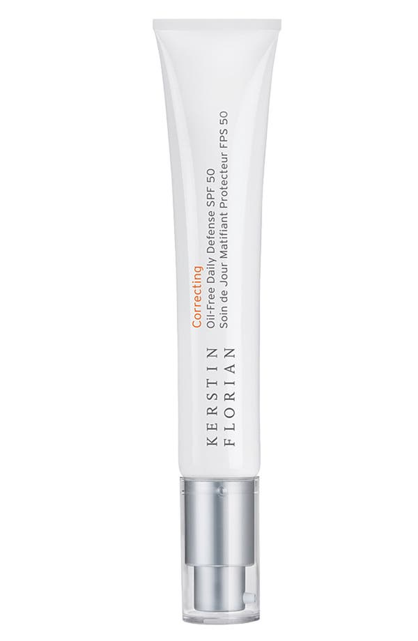 Main Image - Kerstin Florian Correcting Oil-Free Daily Defense SPF 50