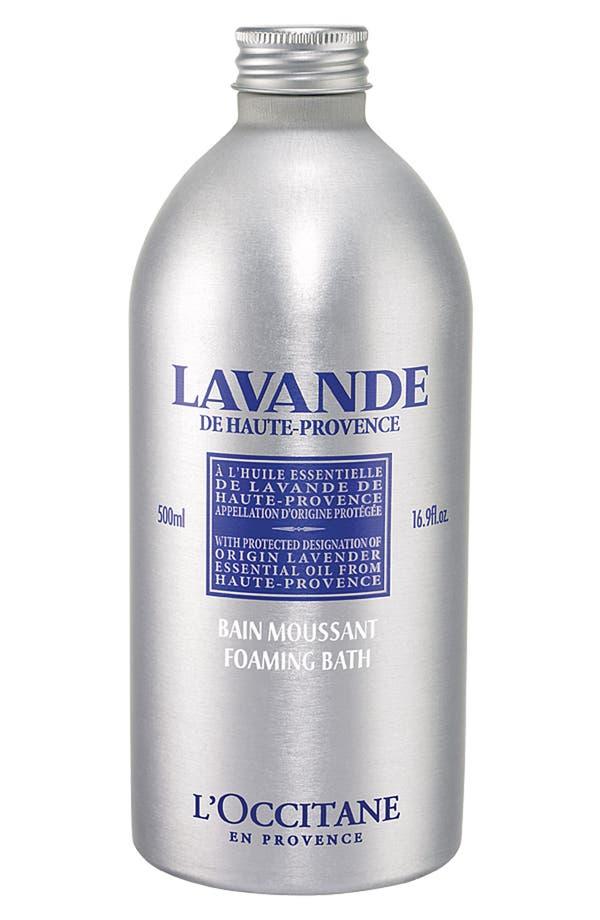 Alternate Image 1 Selected - L'Occitane Lavender Foaming Bath