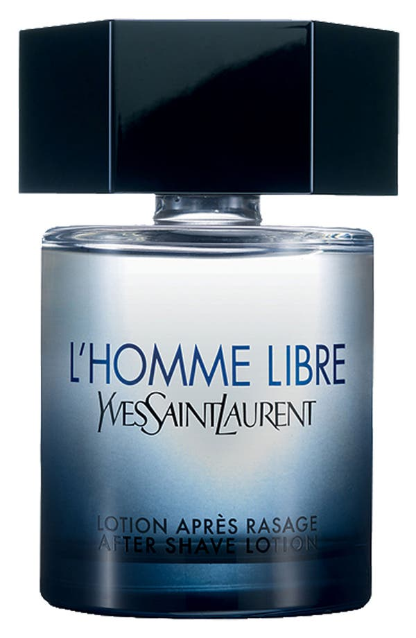 Alternate Image 1 Selected - Yves Saint Laurent 'L'Homme Libre' After Shave Lotion