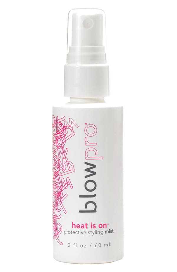 'heat is on<sup>™</sup>' protective styling mist,                         Main,                         color,
