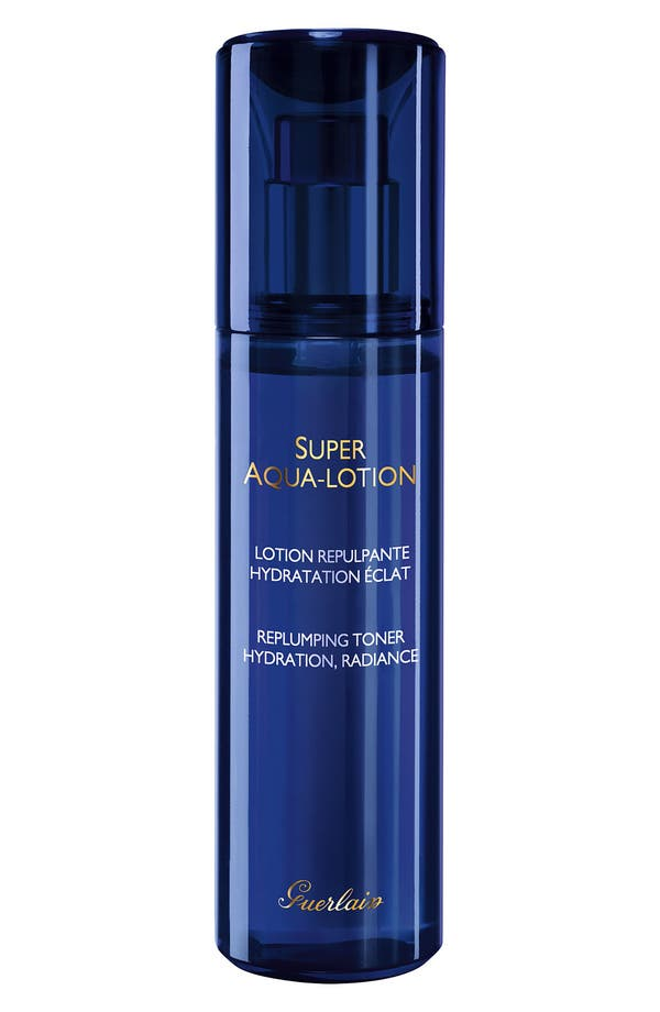 Alternate Image 1 Selected - Guerlain 'Super Aqua Lotion' Hydrating Toner