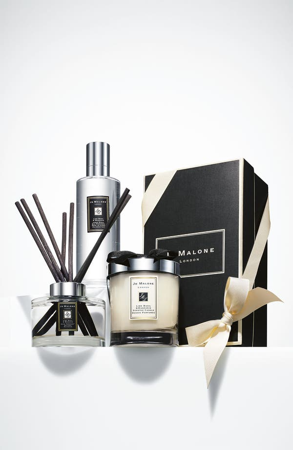 Jo Malone<sup>™</sup> Lime Basil & Mandarin Scent Surround<sup>™</sup> Room Spray,                             Alternate thumbnail 3, color,