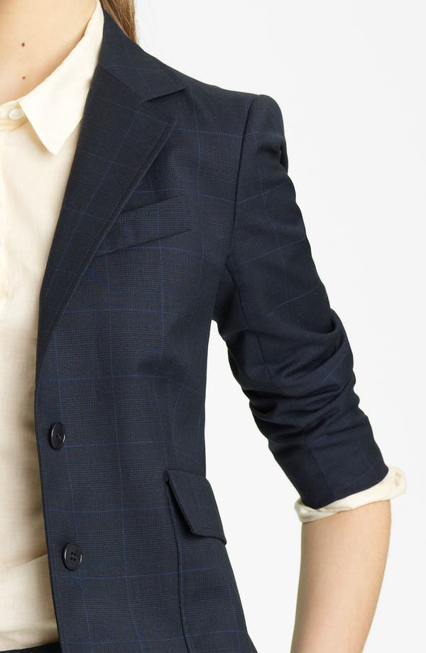 Alternate Image 3  - Band of Outsiders 'Schoolboy' Stretch Wool Blazer