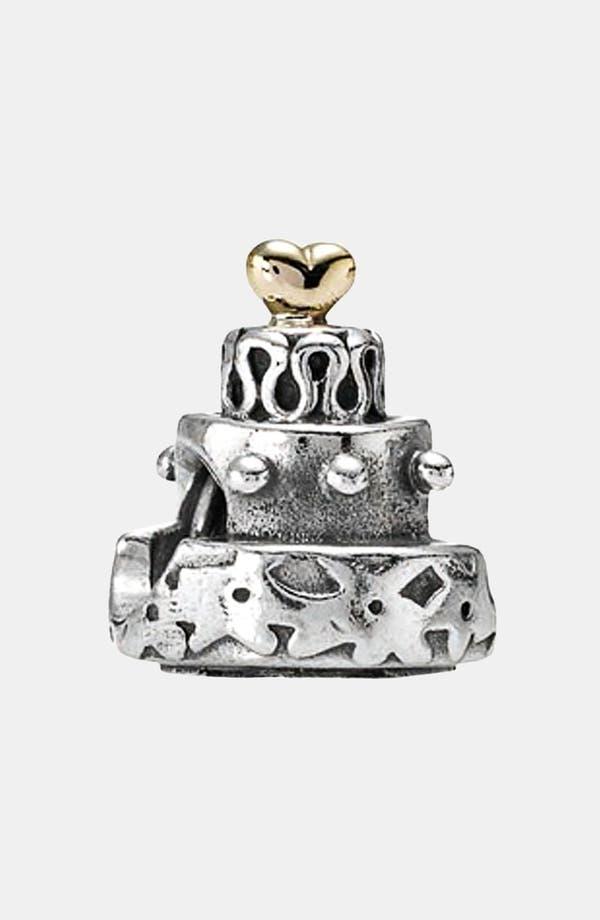 Alternate Image 1 Selected - PANDORA Celebration Cake Charm