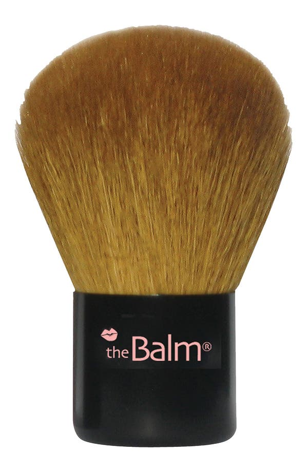 Main Image - theBalm® Large Kabuki Brush