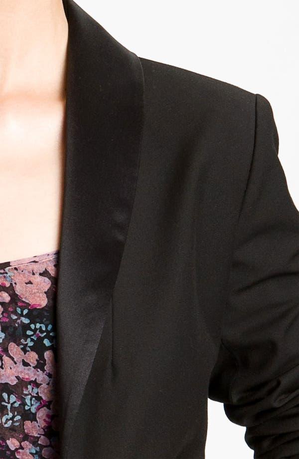 Alternate Image 3  - Elizabeth and James 'Sammie' Tuxedo Blazer