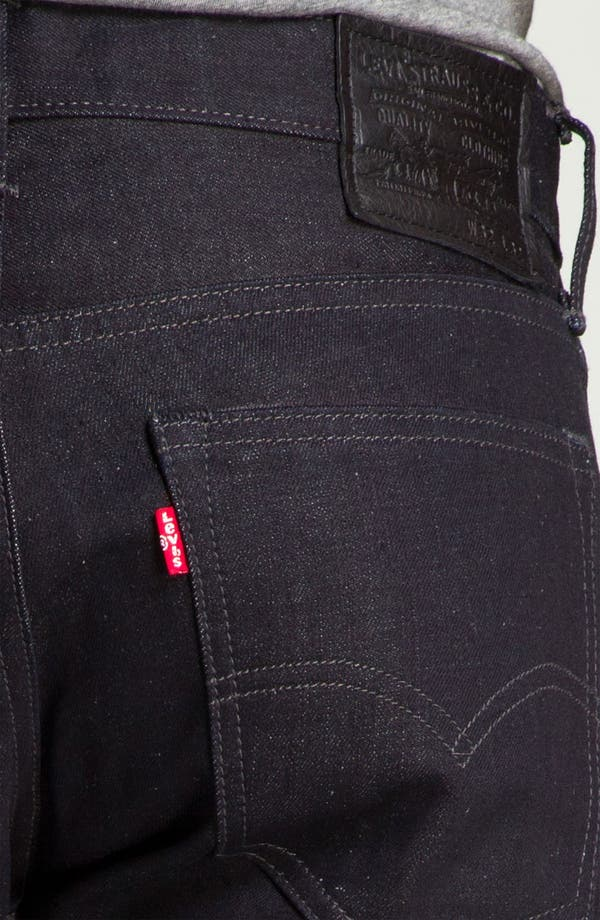 Alternate Image 4  - Levi's® 'Matchstick' Slim Straight Leg Jeans (Mayfield)