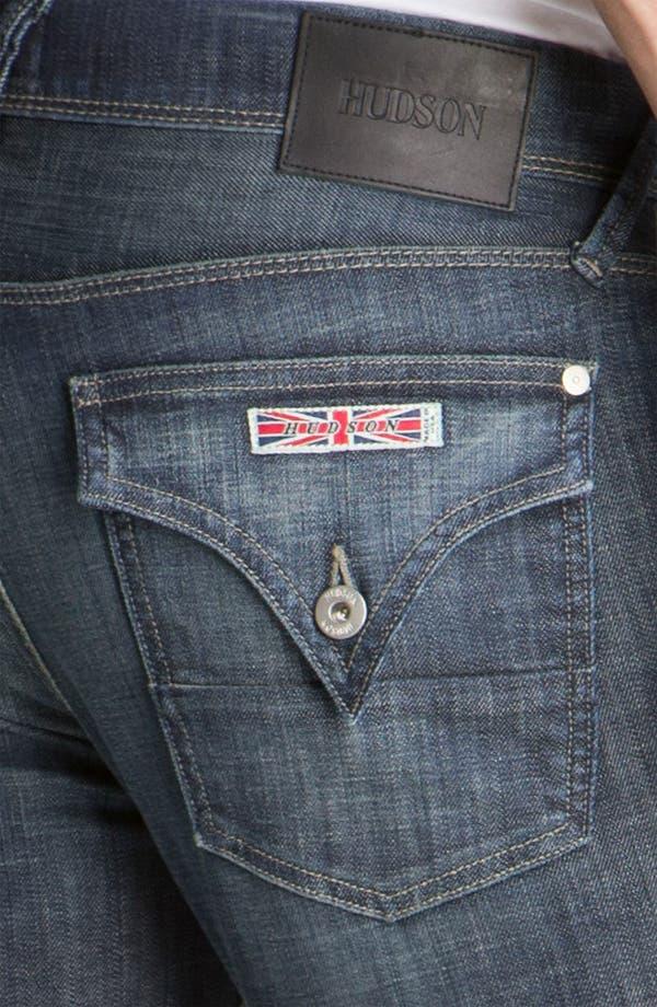 Alternate Image 4  - Hudson Jeans 'Clifton' Bootcut Jeans (Rockshire)