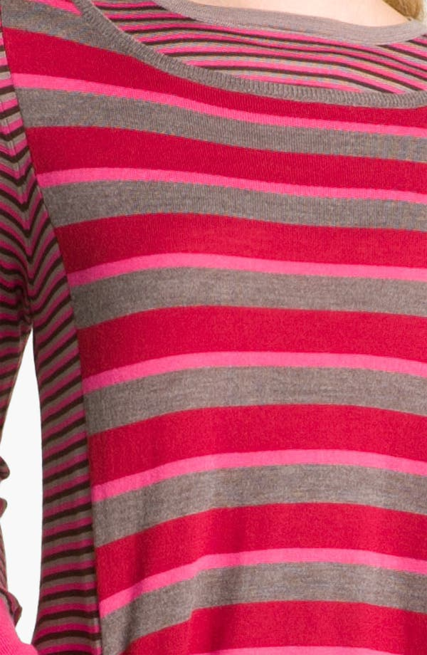Alternate Image 3  - MARC BY MARC JACOBS 'Yaani' Twin Stripe Sweater Dress