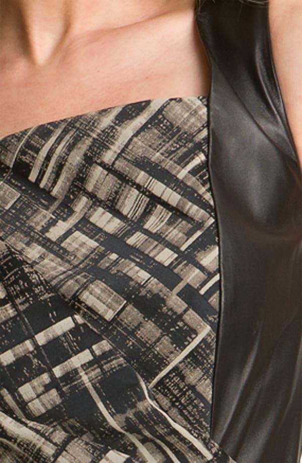 Alternate Image 3  - Lafayette 148 New York 'Vania Magna Jacquard' Sheath Dress