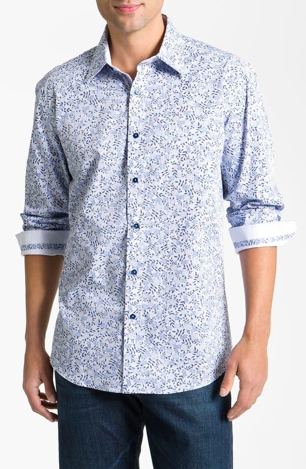 Alternate Image 1 Selected - Zagiri 'Summer Breeze' Sport Shirt