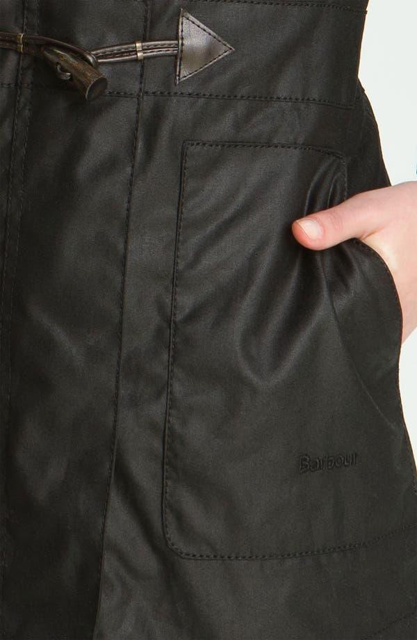 Alternate Image 4  - Barbour 'Buttermere' Waterproof Duffle Coat (Online Exclusive)