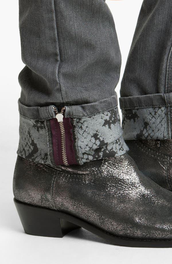 Alternate Image 3  - Zadig & Voltaire 'Eva' Skinny Jeans