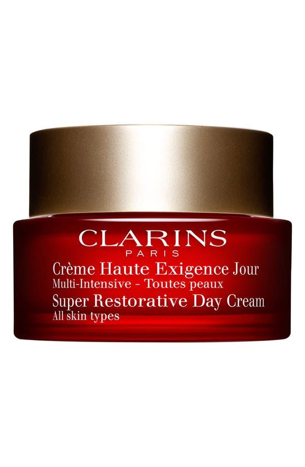 Alternate Image 1 Selected - Clarins 'Super Restorative' Day Cream