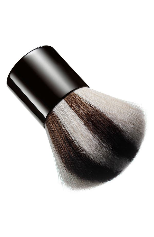 Zebra Kabuki Brush,                             Main thumbnail 1, color,
