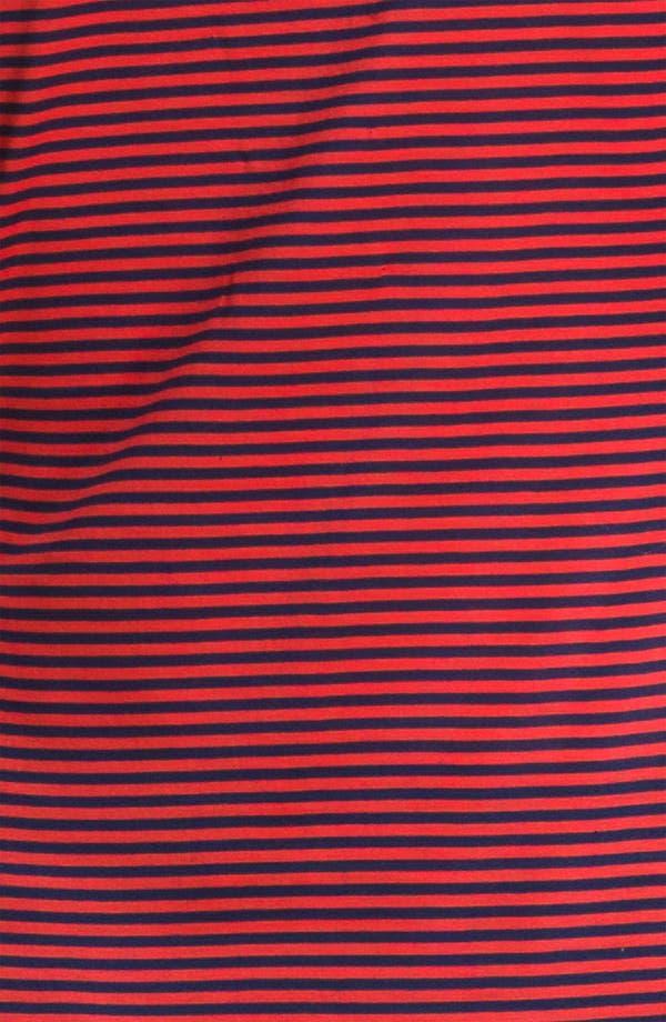 Alternate Image 3  - Twenty8Twelve 'Gigi' Ministripe Jersey Top
