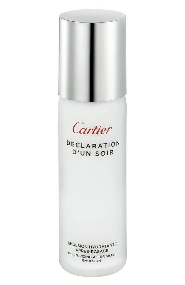 Alternate Image 1 Selected - Cartier 'Déclaration d'un Soir' After Shave Emulsion