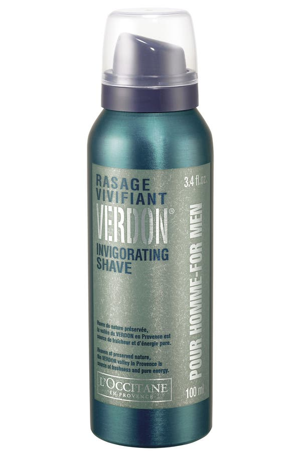 Main Image - L'Occitane 'Pour Homme - Verdon®' Invigorating Shave Gel