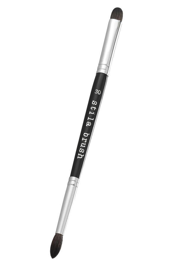 Main Image - stila #30 double ended eyeshadow brush