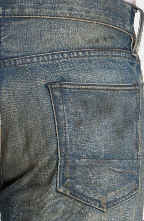 Alternate Image 4  - NSF Clothing Straight Leg Jeans (Wilson)