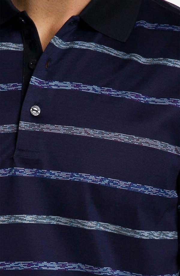 Alternate Image 3  - Bugatchi Uomo Regular Fit Polo