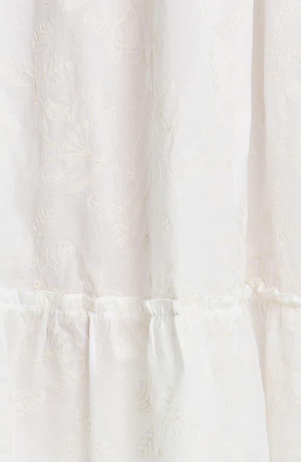 Alternate Image 3  - Eileen West 'Quartz Crystal' Sleeveless Nightgown