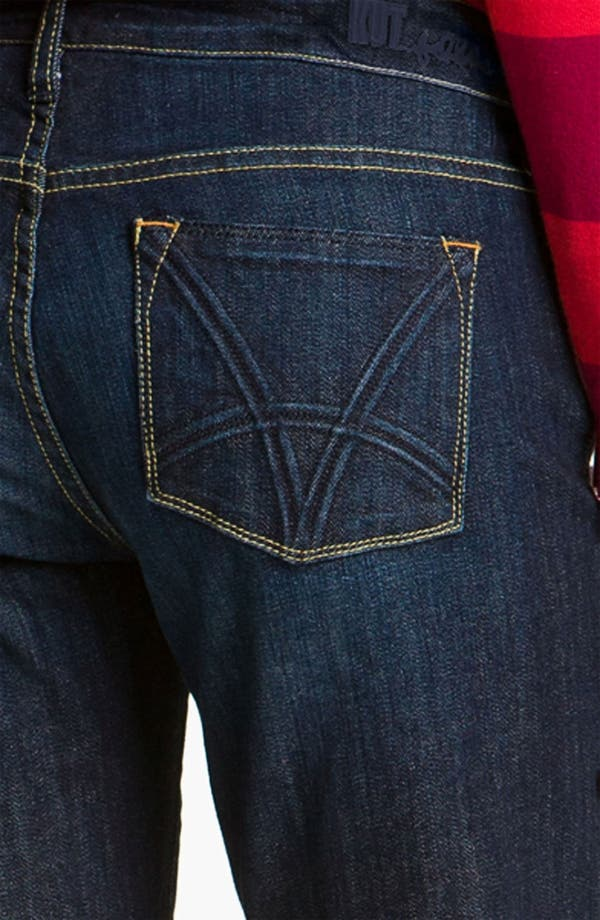 Alternate Image 3  - KUT from the Kloth Baby Bootcut Jeans (Whim Wash)
