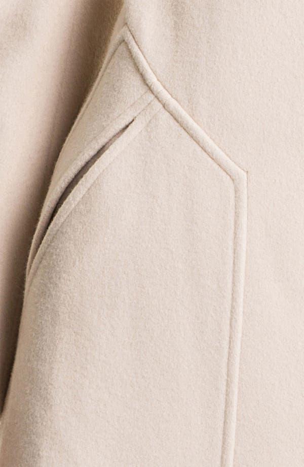 Alternate Image 3  - Fleurette Loro Piana Wool Coat